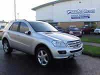 MERCEDES-BENZ M CLASS SERVICE HISTORY, FULL YEAR MOT