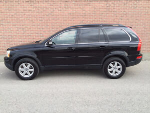 2007 Volvo XC90 3.2 DVD, NAV, NO ACCIDENTS SUV, Crossover