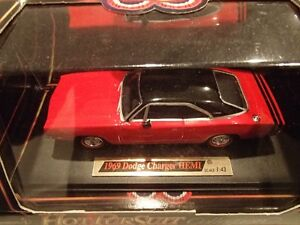 """1969 Dodge Charger Red """"HEMI"""" Dimension 4 Hot Pursuit Collection Sarnia Sarnia Area image 8"""