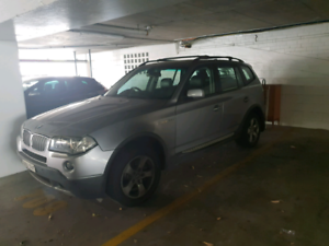 Bmw x3, beautiful, new tyres and breaks.