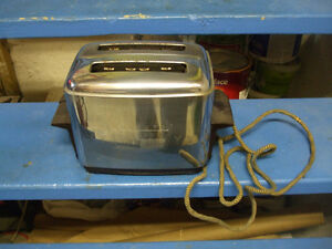 Vintage Proctor Electric Toaster - works perfect!