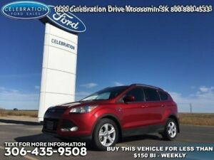 2014 Ford Escape SE  MAN / SASK Safety Certified!