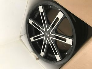 Blaque Diamond BD-7 Rims 5x112 / 5x120