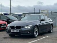 2017 BMW 3 Series 2.0 320D XDRIVE SPORT 4d 188 BHP Saloon Diesel Automatic