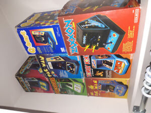Wanted hand held electronic games