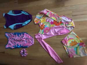 Gymnastic outfits