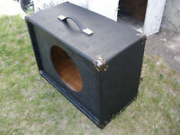 EMPTY SPEAKER CABINET FOR GUITAR AMP  -  2 AVAILABLE