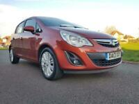2013 Vauxhall Corsa 1.4 i 16v SE 5dr (a/c) Hatchback Petrol Manual
