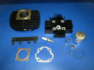 YAMAHA BW 80 YAMAHA PW 80 CYLINDER / PISTON KIT WITH HEAD NEW Prince George British Columbia image 1