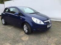 09 59 Vauxhall Corsa 1.0i 12v Active only 31,000 miles