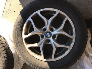 BMW 18 in. Winter Tire + Rims West Island Greater Montréal image 5