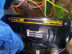 Poulan pro 13 HP snow blower for parts or repair