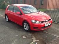 Volkswagen Golf 1.6TDI FINANCE AVAILABLE WITH NO DEPOSIT NEEDED