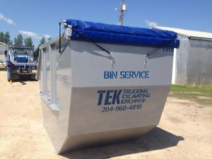 Need a bin?? Very affordable bins for rent.
