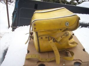 Skidoo Snowmobile   Accessory    Leather  Bag Peterborough Peterborough Area image 4