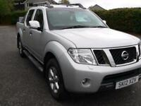 Nissan Navara 2.5dCi Tekna Auto / Low mileage / 1 Previous Owner