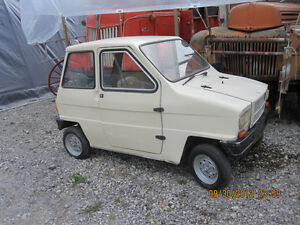 Micro Cars for Sale    416-666-6695