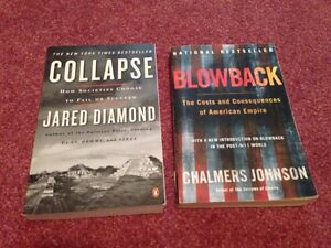 Collapse and blowback