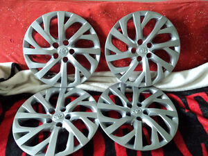 Totally brand new originlal TOYOTA 16 inch wheel covers