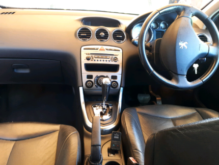Peugeot 308, 2008 model, 1.6L turbo petrol Highworth Maroochydore Area Preview