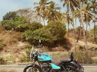 The All new Royal Enfield Meteor Supernova