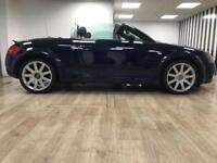 Audi TT Roadster 1.8 187bhp Roadster T Quattro 4X4 CONVERTIBLE WARRANTY FSH