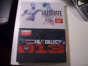 ultimate fighting ufc dvd collecton 013