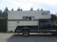 Wickes Skylark 11 foot camper