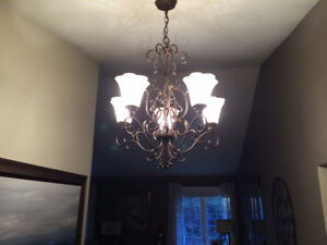 Chandelier   Buy or Sell Indoor Lighting & Fans in New Brunswick ...