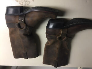 Fryes Leather boots