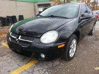2003 Dodge SX 2.0 Base