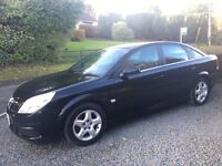 VAUXHALL VECTRA CDTI 2008 EXCLUSIVE 12 MONTHS MOT