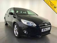 2014 FORD FOCUS TITANIUM X TDCI DIESEL HEATED SEATS 1 OWNER SERVICE HISTORY
