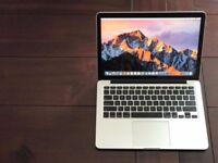 "Immaculate Macbook Pro Retina 13"" 2015 UK Layout"