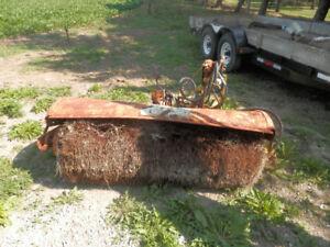 Tractor Sweeper Broom - Front Mount