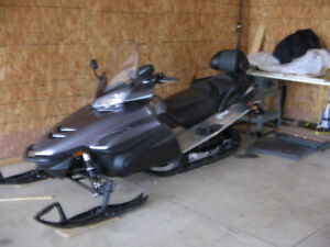 2014 Yamaha RS Venture Snowmobile