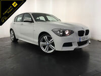 2015 BMW 120D M SPORT DIESEL 1 OWNER SERVICE HISTORY FINANCE PX WELCOME