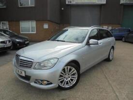 2011 Mercedes-Benz C Class 2.1 CDI BlueEFFICIENCY Elegance G-Tronic 5dr