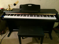 Used Viscount Digital Grand Piano