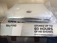 Sky Plus HD box new