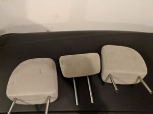Rear Headrests for 2011 - 2018 Toyota Sienna