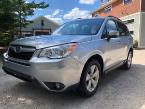 2015 Subaru Forester 2.5i Convenience $73 Weekly