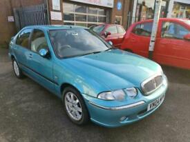 image for 2004 Rover 45 1.6i Impression S 5dr HATCHBACK Petrol Manual
