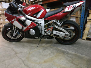Yamaha R6 Mint Condition for sale