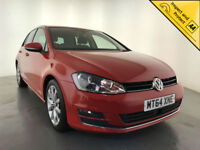 2015 VOLKSWAGEN GOLF GT BMT TECH TDI DIESEL 1 OWNER VW SERVICE HISTORY FINANCE
