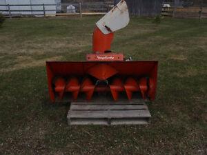 Snow Blower Attachment Belleville Belleville Area image 1