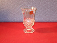 Cristal d'Arques Bleikristall Goblet / Glass 24% Lead 4 3/4 inch