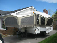 Barely used camper