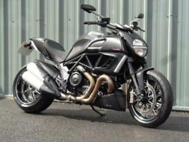 DUCATI DIAVEL CARBON HYPER NAKED MOTORCYCLE