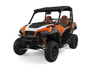 2016 Polaris General 1000 EPS Deluxe Orange Burst Prince George British Columbia image 1